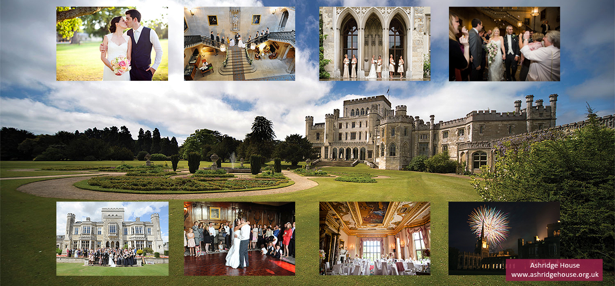 Ashridge House | Congratulations Getting Married